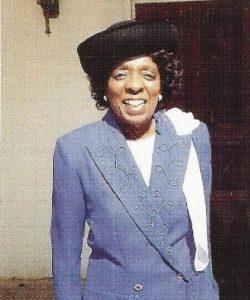 Mrs. Evelyn I. Gaskins