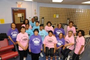 Get Moving Seniors Exercise Class